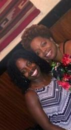 My Sister Keyna with Me. (always)